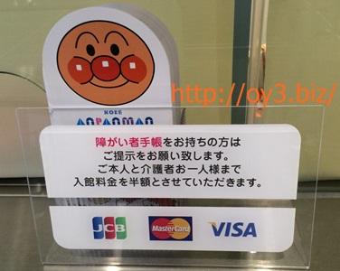 チケット クレジットカード