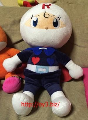 ロールパンナちゃん 抱き人形
